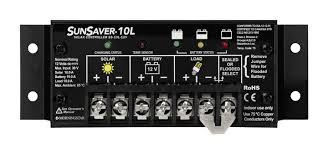 Morningstar Corporation SunSaver SS-10L-<b>12V</b> Charge Controller ...