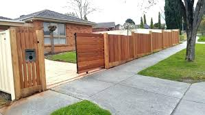 rolling wood gate sliding fence google search deck58