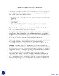 tips for crafting your best naturalistic observation essay essay instructions naturalistic observation has been a basic research method in social psychology and other scientific s of investigation for a very
