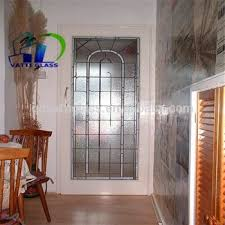 Fixed Frosted Acid Etched Glass Windows Frosted Glass Office