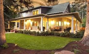 house plans with back porch warm house plans with large front and back porches small house