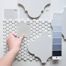 Diy Bathroom Floors Diy How To Tile The Bathroom Floor