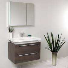 modern bathroom medicine cabinets. FRESCA FVN8080GO Medio 32\ Modern Bathroom Medicine Cabinets T