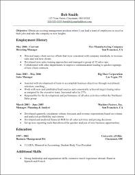 unforgettable general manager resume examples to stand out .