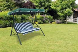 49 instead of 120 from oypla for a three seater garden swing seat with a built in sun canopy save 59