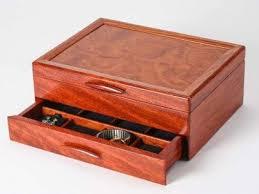 prairie ii jewelry box 1 drawer shown