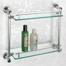 Corner Glass Shelves And Brackets Bath Glass Shelves Bathroom Brackets Single Corner Glass Shelves 61
