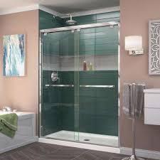 framed glass shower doors. Framed Sliding Shower Door Glass Doors