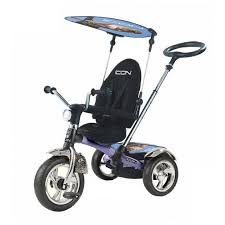 <b>Трехколесный велосипед</b> RT <b>ICON 3</b> Silver Blue Puma - купить ...