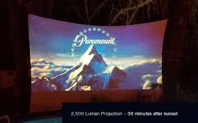 outdoor backyard theater guide