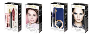 l oréal paris creates six on the go looks with new make up sets