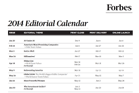 the complete guide to choosing a content calendar forbes calendar