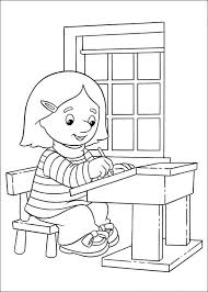 Small Picture Coloring Page Postman pat coloring pages 24