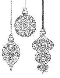 These diy christmas ornament templates are easy for anyone to make. Christmas Ornaments Coloring Pages Worksheets Teaching Resources Tpt