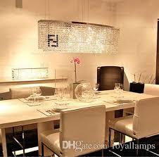 black f crystal chandeliers for dining room case home novelty led chandelier crystal lighting cafe restaurant led re penntes schoolhouse pendant