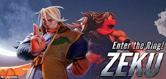 street fighter 5 the final season 2 dlc character is zeku daily