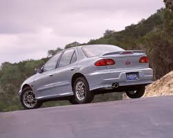 Auction results and data for 2002 Chevrolet Cavalier. Silver ...