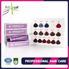 China Hair Color Cream Professional Oem Manufacture Wholesale Halal Natural Permanent Hair Dye With Hair Color Chart Buy Hair Dye Hair Color Hair