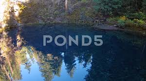 Tamolitch blue pool Winter Pond5 Tamolitch Blue Pool Oregon Stock Video 70801740 Pond5