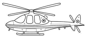 رسم طائرة هليكوبتر رسومات عن حرب اكتوبر للتلوين