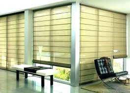 patio door roller shades roller shades for patio doors patio