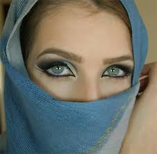 create an arabic makeup look free tutorial with pictures on how to creat an arabic
