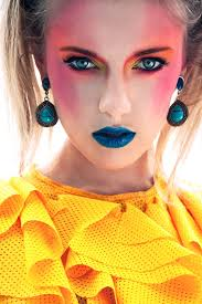 you look instantly better splash of the rainbow by adrianfarr beauty and make up photo