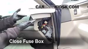 interior fuse box location 2000 2005 chevrolet impala 2001 2004 impala fuse box location at 04 Impala Fuse Box Location