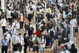 Total active per 100,000 people. Asia Today Fewer Cases In Melbourne Korea Japan Travel Up