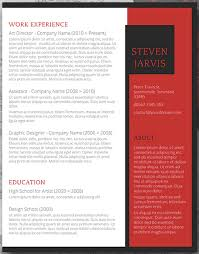 cv on resumes 19 free resume templates you can customize in microsoft word