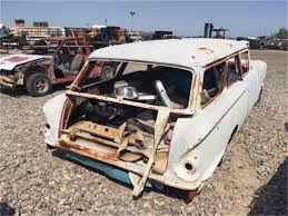1958 Chevrolet Station Wagon for Sale | ClassicCars.com | CC-713834