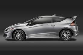 2010 SEMA: Honda CR-Z Mugen - autoevolution