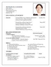 Make My Own Resume Resume Build My Own Resume New 4975