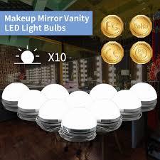 led vanity mirror light 6 10 14bulbs hollywood makeup mirror light bulb led makeup lamp dressing table bathroom wall lamp indoor