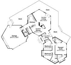 61 best weird house plans images on pinterest architecture, cob Modern 5 Bedroom House Plans contemporary house plan 69169 level one 5 bedroom modern house plans philippines