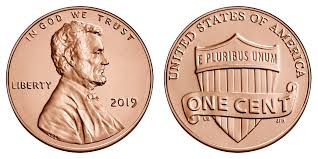 Penny Values Chart 2017 2019 Lincoln Shield Penny Coin Value Prices Photos Info