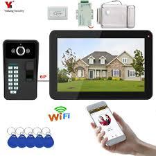 Aliexpress.com : Buy <b>9 inch</b> Wired / <b>Wireless</b> Wifi Fingerprint RFID ...