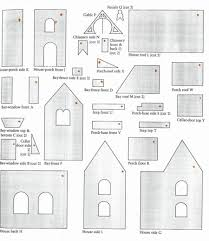 images about Gingerb House Patterns on Pinterest       images about Gingerb House Patterns on Pinterest   Gingerb house patterns  Gingerb houses and Gingerb house template