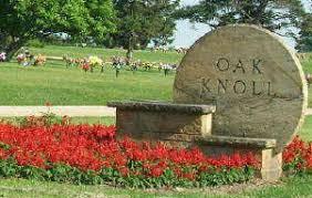 Burials in Oak Knoll Cemetery in Whiteside County, Illinois