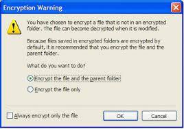 Efs File System Encrypting File System