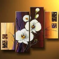 white orchid modern canvas art wall decor floral oil painting wall art with stretched on white orchid framed wall art with white orchid modern canvas art wall decor floral oil painting wall
