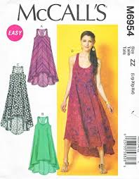 Easy Summer Dress Patterns For Beginners