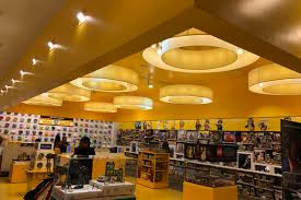 lego lighting. The Ceiling Lights In This Lego Store Form Bottom Of A Giant Yellow Brick Lighting