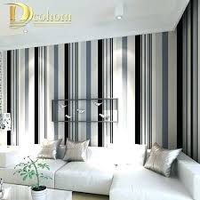 Black And White Striped Wallpaper Black And White Striped Bedroom Modern  Black And White Grey Vertical