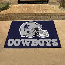 fan mats nfl dallas cowboy all star mat