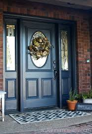 front door colors with red brick garage door color ideas for red brick house ideas about