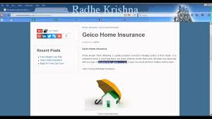 houseowner geico provider insurance quotes