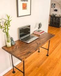 office wood table. reclaimed desk industrial wood by rustasticwood office table