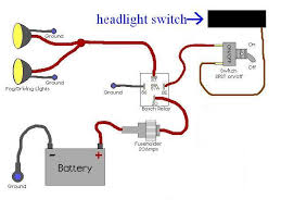 driving lights wiring diagram relay driving led driving light wiring diagram jodebal com on driving lights wiring diagram relay