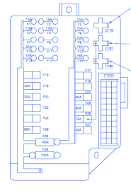 1999 nissan quest fuse box diagram 1999 wiring diagrams
